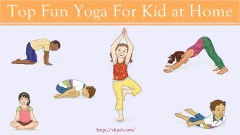 fun yoga for kid