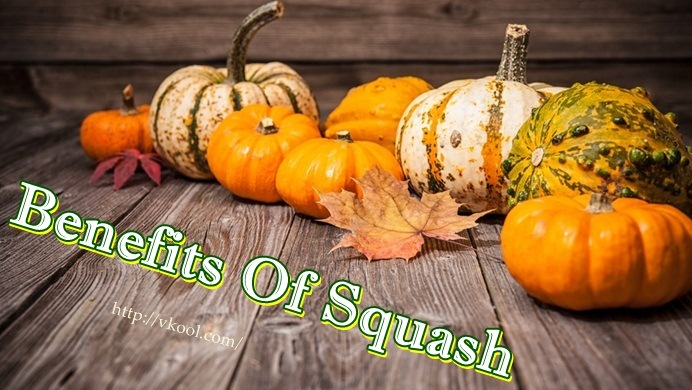 health benefits of squash