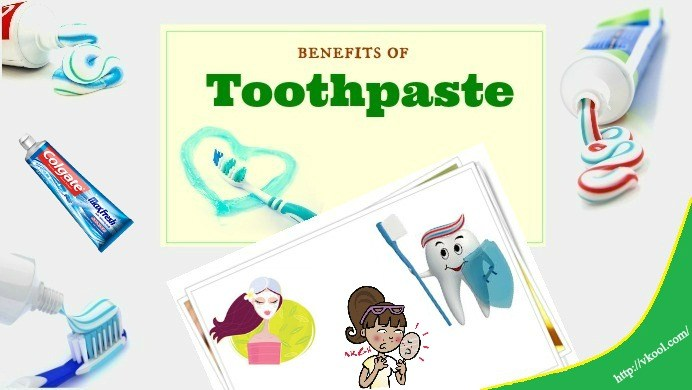 benefits of toothpaste for teeth
