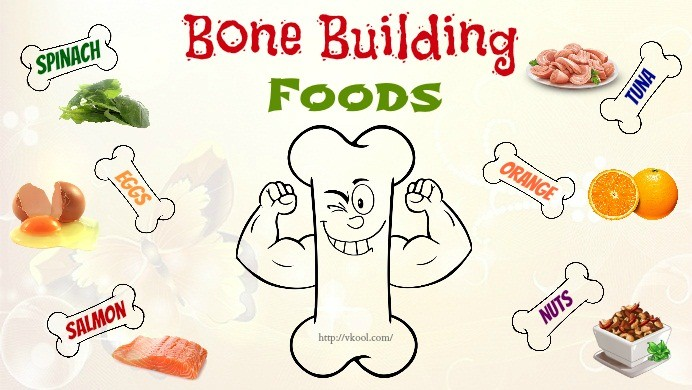 bone building foods list