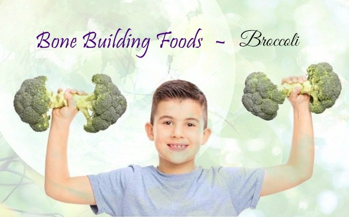 bone building foods - broccoli
