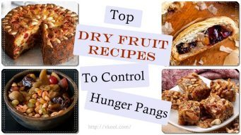 dry fruit recipes indian