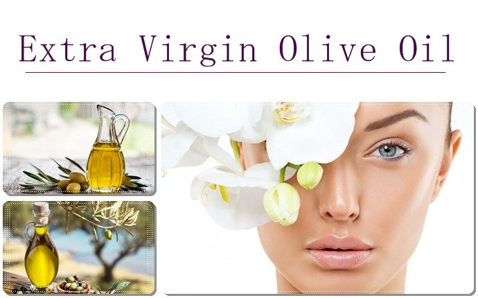 natural makeup remover - extra virgin olive oil
