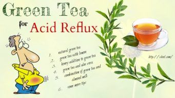 best green tea for acid reflux