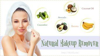 homemade natural makeup remover