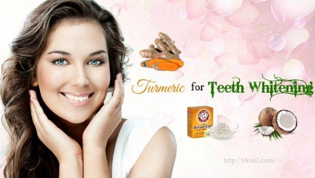 how to use turmeric for teeth whitening