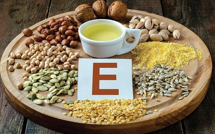 vitamins to increase metabolism - vitamin e