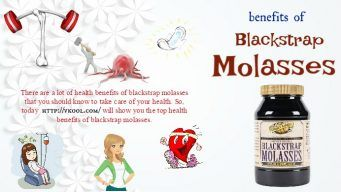 health benefits of blackstrap molasses