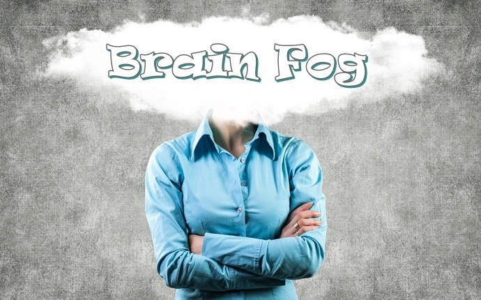 symptoms of gluten intolerance - brain fog