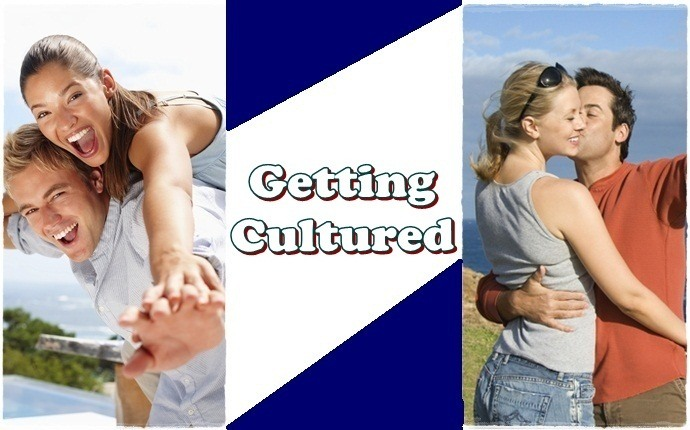 things for couples to do - getting cultured