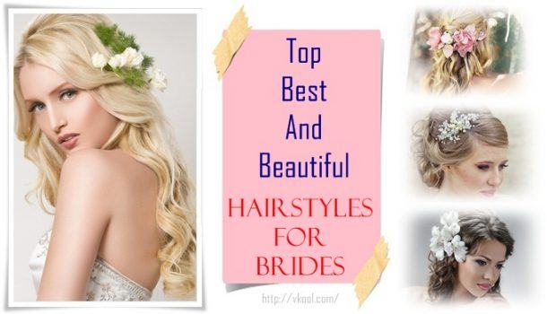 best hairstyles for brides