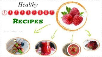 best healthy raspberry recipes