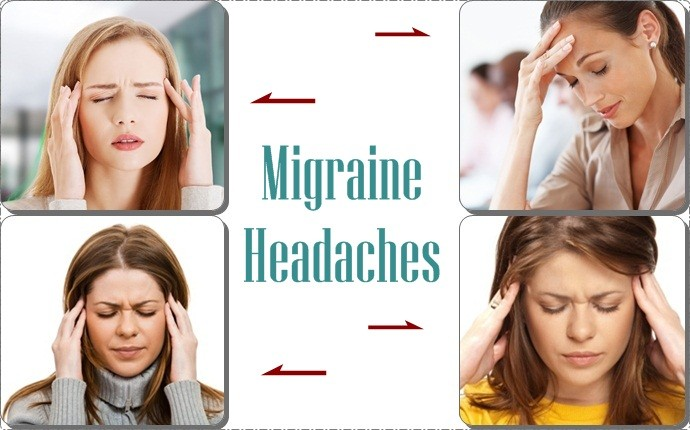 symptoms of gluten intolerance - migraine headaches