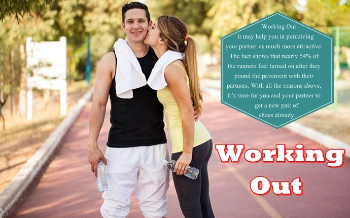 things for couples to do - working out