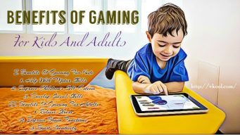 benefits of gaming for kids