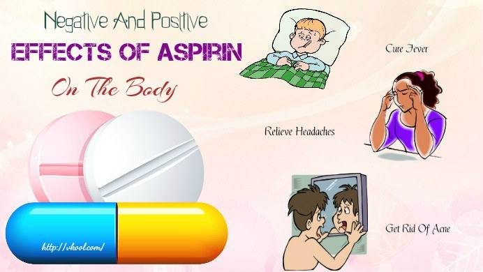 positive effects of aspirin