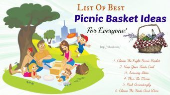best picnic basket ideas