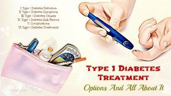 type 1 diabetes treatment options