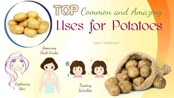 common uses for potatoes
