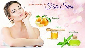 home remedies for fair skin for men