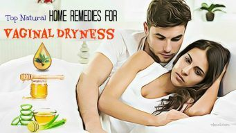 natural home remedies for vaginal dryness