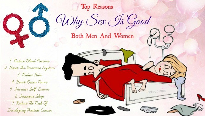 reasons why sex is good