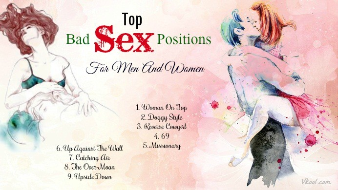 bad sex positions for men