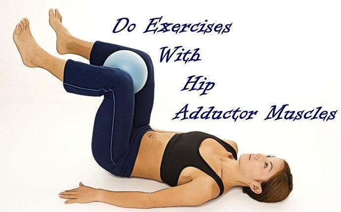 how to fix bow legs - do exercises with hip adductor muscles