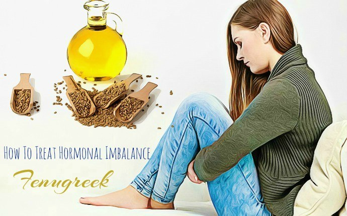 how to treat hormonal imbalance - fenugreek