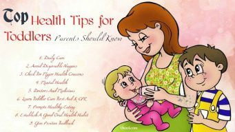 dental health tips for toddlers