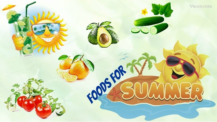 best foods for summer