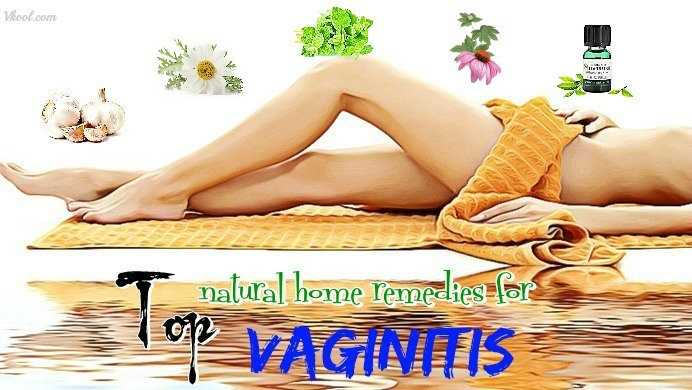 natural home remedies for vaginitis