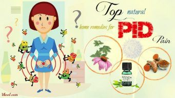 natural home remedies for pid