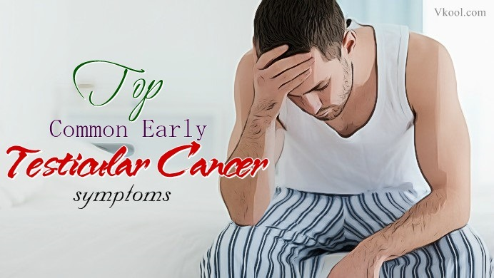 early testicular cancer symptoms